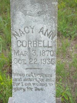 Nacy Ann Corbell