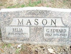 George Edward Edgar Mason
