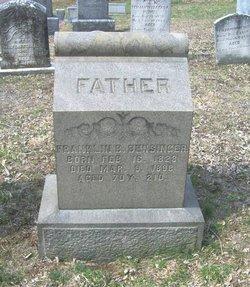 Franklin B. Bensinger