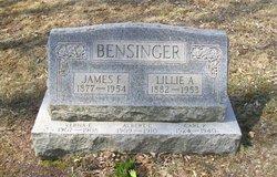 James F. Bensinger
