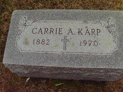 Caroline A Carrie <i>Bueker</i> Karp