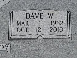 Dave Wilburn Baker