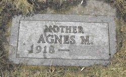 Agnes M <i>Hansen</i> Anderson