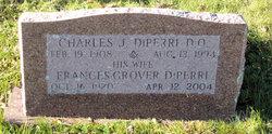 Dr Charles Joseph DiPerri