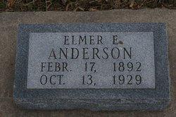 Elmer Edward Anderson