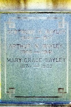 Arthur Nelson Bayley