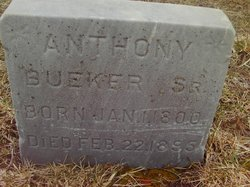 Anthony Bueker, Sr