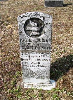 Kate Louisa <i>Hettinger</i> Heiser