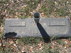 Julia Ann <i>Gamel</i> Allen