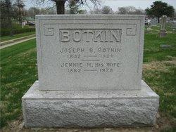 Joseph Bruce Botkin