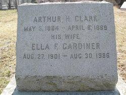 Ella Frances <i>Gardiner</i> Clark