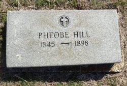 Phoebe <i>Mayer</i> Hill