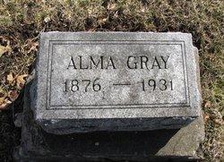 Alma <i>Gray</i> Fullerton