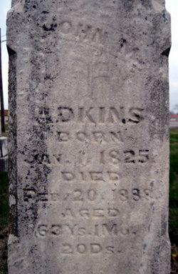 John M Adkins