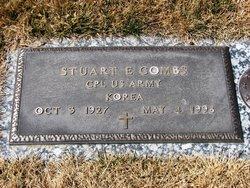 Stuart E Combs