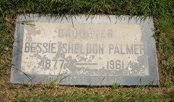 Bessie <i>Sheldon</i> Palmer