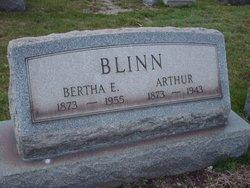 Bertha E Blinn
