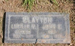 Lucille V Clayton