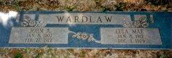 John Alford Wardlaw, Sr