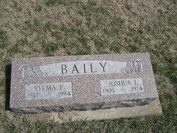 Joshua Isaac Baily