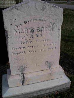 Mary A. <i>Sandner</i> Grein