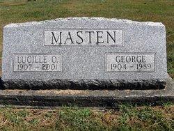 Lucille O Masten