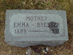 Emma <i>Bueker</i> Bresser