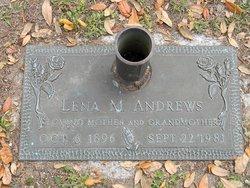 Catholena Lena <i>Moody</i> Andrews