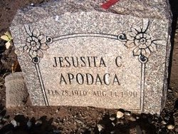 Jesusita C Apodaca