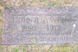 Johannes Hansen John Nysveen