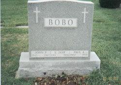 S Jane <i>Horan</i> Bobo