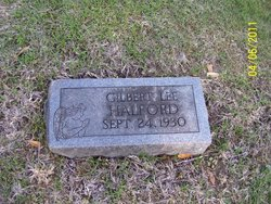 Gilbert Lee Halford