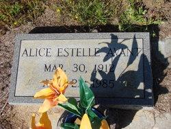 Alice Estelle Avant