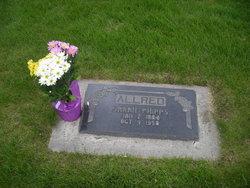 Sarah Abbie Aunt Sade <i>Phipps</i> Allred