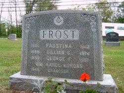 Lillian Grace <i>Morse</i> Billings Frost