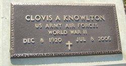 Clovis A Knowlton