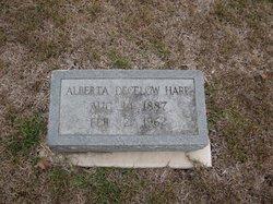 Flora Alberta Alberta <i>Degelow</i> Harp