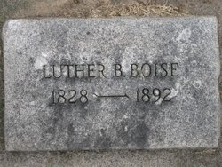 Luther B. Boise