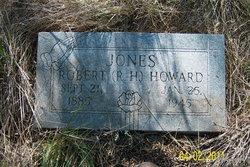 Robert Howard Jones
