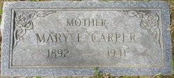 Mary Ellen <i>Smith</i> Carper