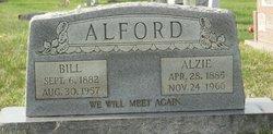 Alzie <i>Brown</i> Alford