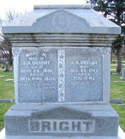 Pvt James H. Bright
