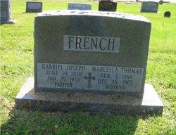 Marcella <i>Thomas</i> French