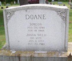 Joanna M. <i>Weed</i> Doane