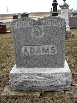 Abigail A <i>Pratt</i> Adams