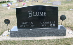 Charles Edwin Blume