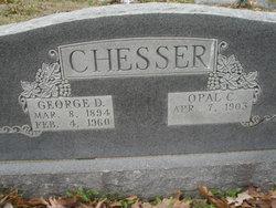 Opal C Chesser
