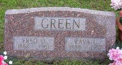 Wava Cecil <i>Campbell</i> Green