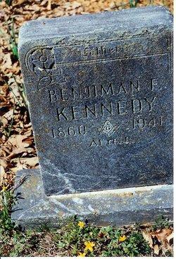 Benjamin Franklin Kennedy