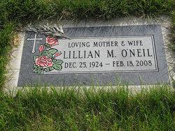 Lillian M O'Neil